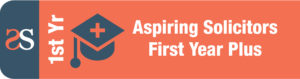 Aspiring Solicitors First Year Plus
