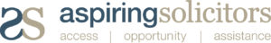 Aspiring Solicitors (Primary Logo)