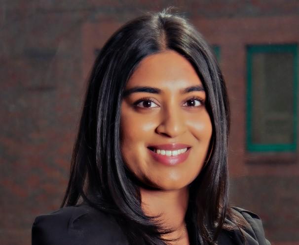 Roxanna Sarkar-Patel