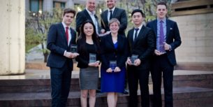 Commercial Awareness Competition Winners 2016/17