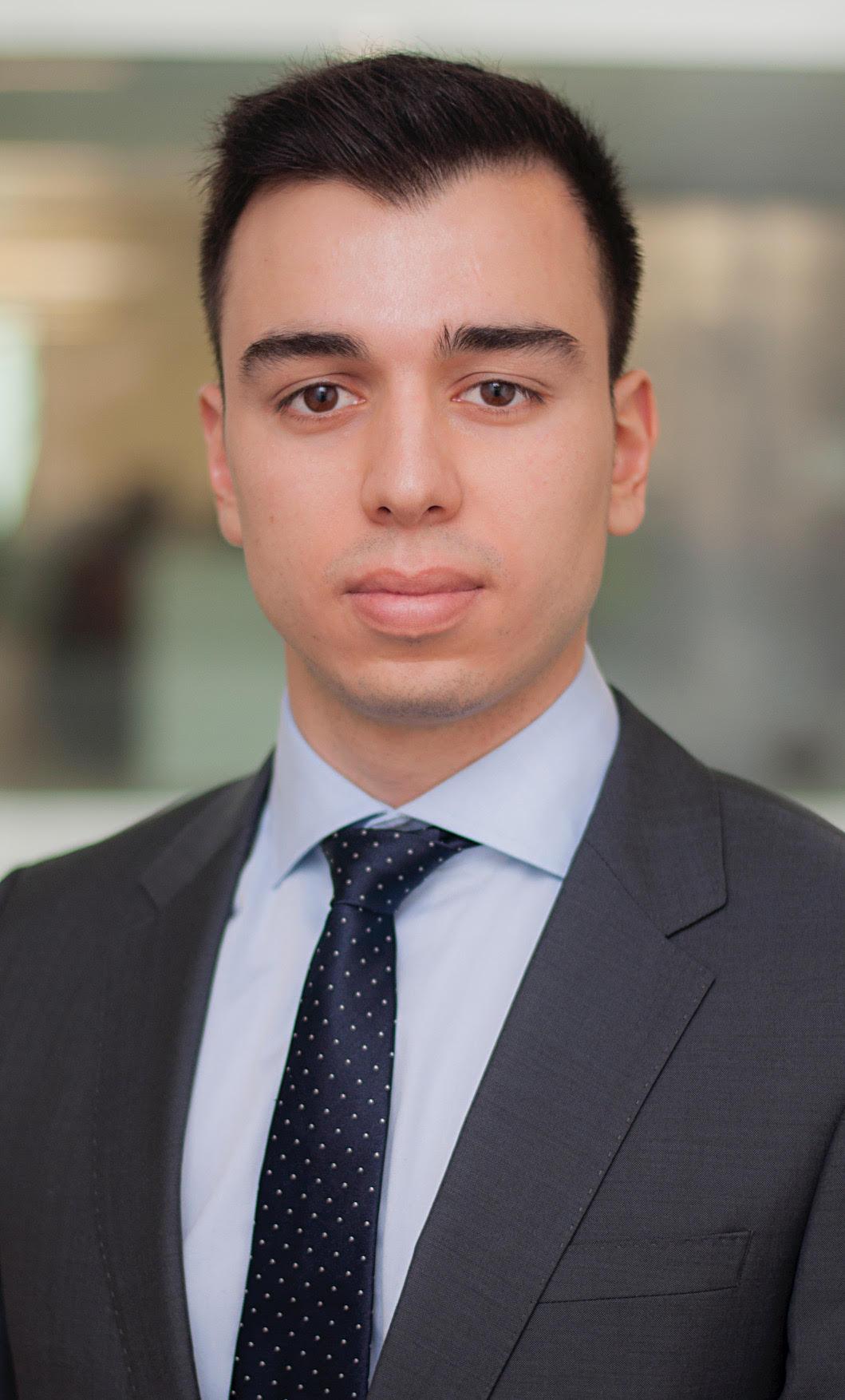 Enes I   PwC   Aspiring Solicitors - Law Careers Diversity