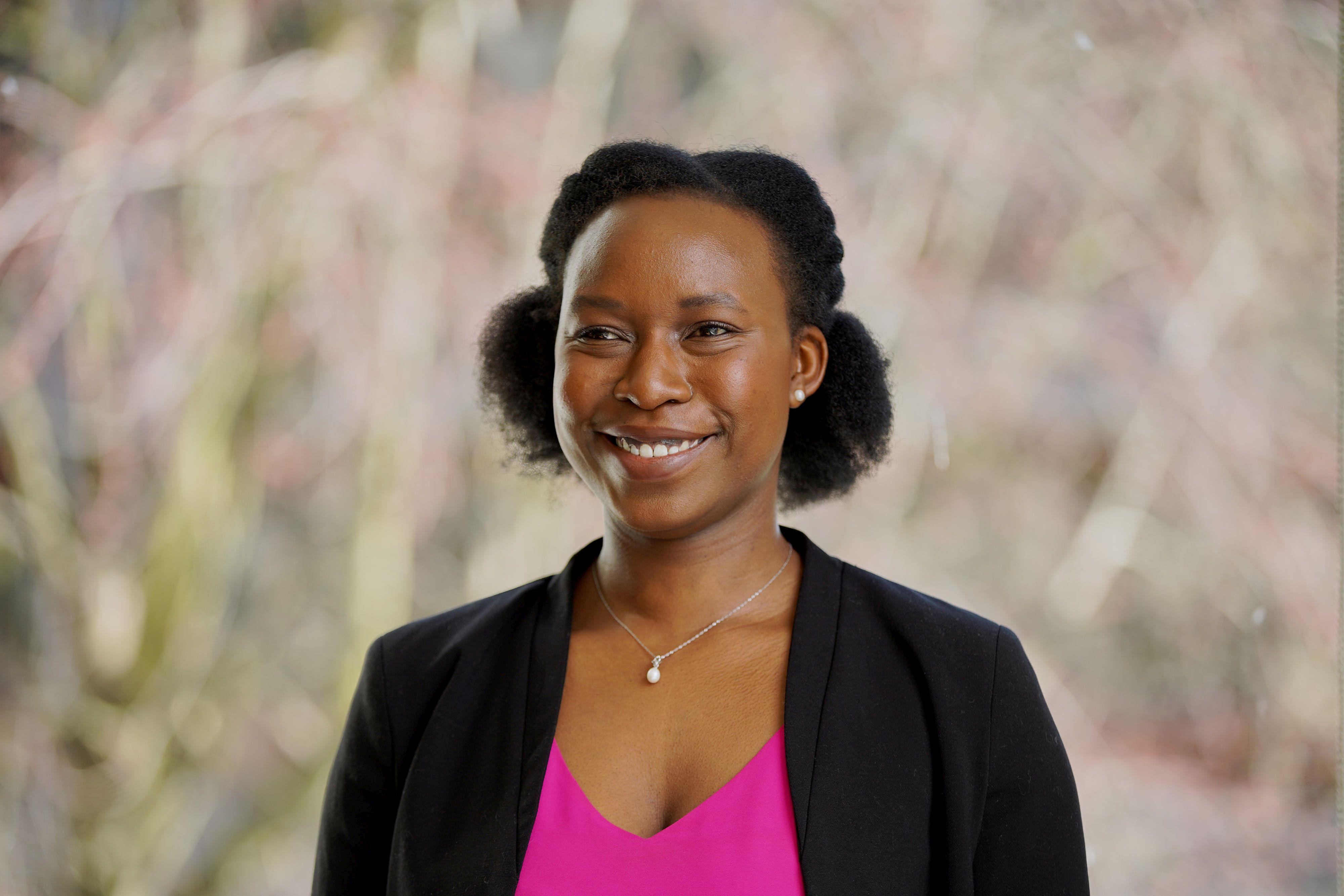 Charlotte Muzabazi