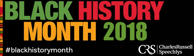 Black History Month Event @CRS