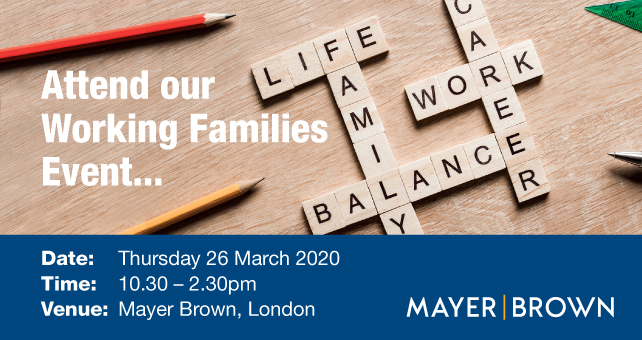 AS Working Families with Mayer Brown